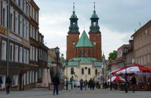 Kathedrale in Gnesen. Foto: © Dr. Bernd Kregel, 2013