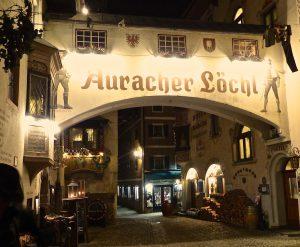 Der historische Gasthof Auracher Löchl in Kuftstein. © BU/Foto: Rainer Hamberger