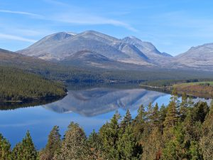 Atnasee am Nationalpark Rondane. © 2014, BU/Foto: Rainer Hamberger