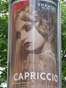 Capriccio im Theater an der Wien. Foto: © 2016, Dr. Bernd Kregel