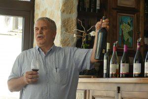 Weinprobe in einem Weingut von Melnik. © 2016 Foto: Dr. Bernd Kregel