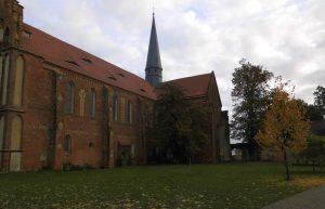 Klosterkirche. © 2016, Foto: Günter Knackfuss