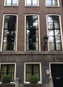 Außenansicht des Dutch Masters an der Amsterdamer Keizersgracht.© 2016, Münzenberg Medien, Foto: Stefan Pribnow