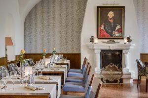 Das Restaurant Erthal im Hotel Residenzschloss Bamberg. © Welcome Hotels, BU: Stefan Pribnow