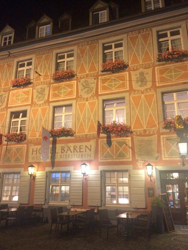 Zum Roten Bären in Freiburg.