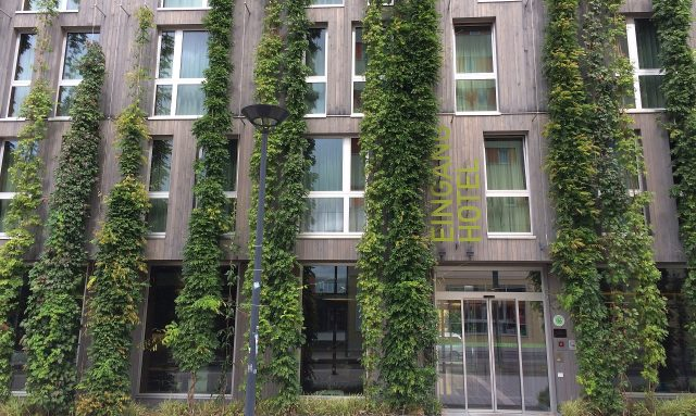 Green City Hotel Vauban