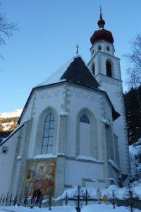Kaunertal im Tiroler Oberland.