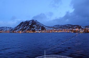 Hurtigruten in Norwegen