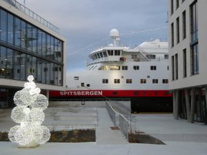 Hurtigruten in Norwegen