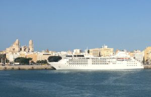 Cádiz in Andalusien.