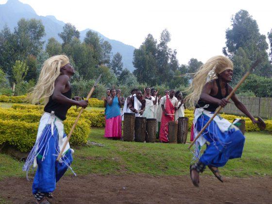 Foto-Safari in Ruanda.