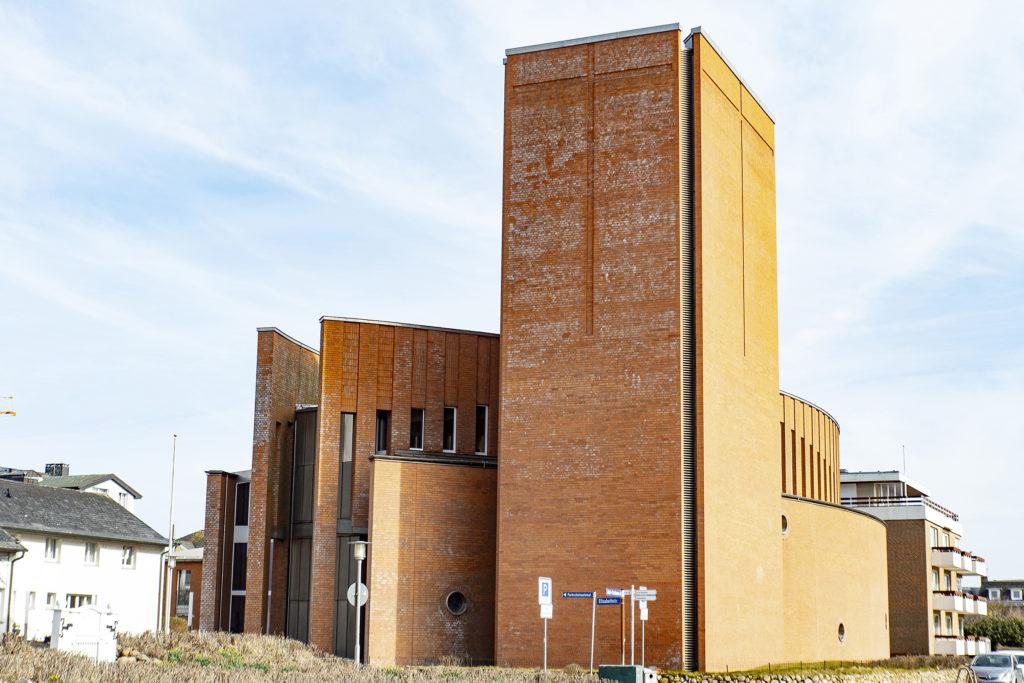 St. Christopherus in Westerland.