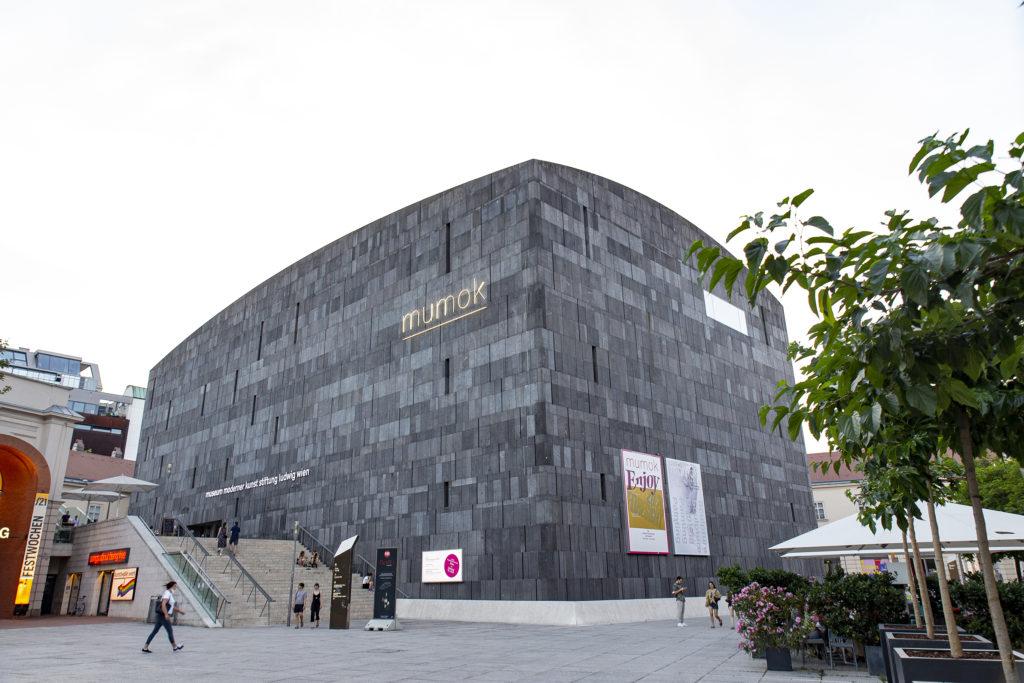Das MQ beherbergt neun große Kultureinrichtungen und viele kleinere Initiativen.